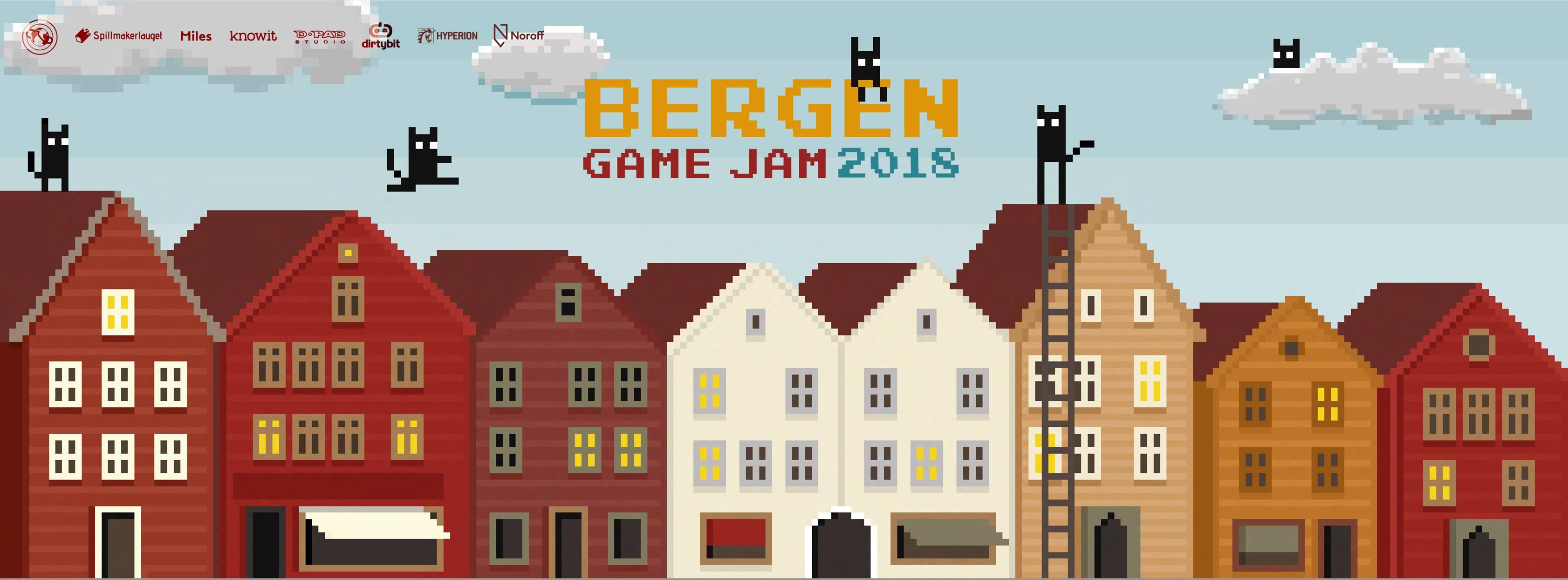 Bergen Game Jam 2018